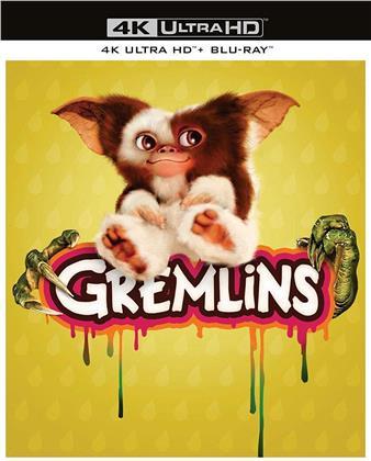 Gremlins (1984) (4K Ultra HD + Blu-ray)