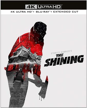 The Shining (1980) (Extended Edition, 4K Ultra HD + Blu-ray)