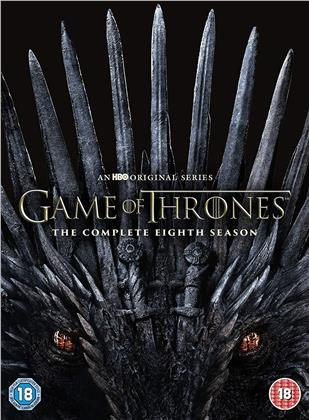 Game Of Thrones - Season 8 - The Final Season (3 DVDs)