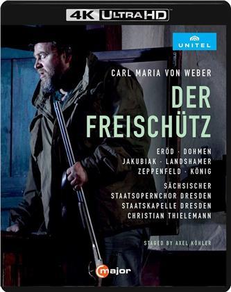 Staatskapelle Dresden, Christian Thielemann, … - Von Weber - Der Freischütz (Unitel Classica)