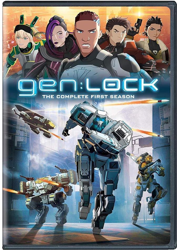 Gen: Lock - Season 1