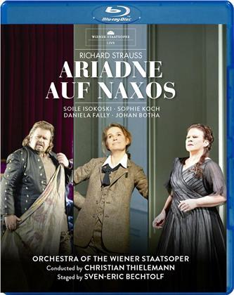 Orchestra of the Wiener Staatsoper, Christian Thielemann, … - Strauss - Ariadne auf Naxos (Arthaus Musik, Unitel Classica)