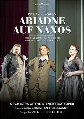 Orchestra of the Wiener Staatsoper, Christian Thielemann, … - Strauss - Ariadne auf Naxos (Arthaus Musik, Unitel Classica, 2 DVDs)
