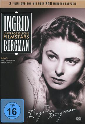 Ingrid Bergman - Unvergessliche Filmstars