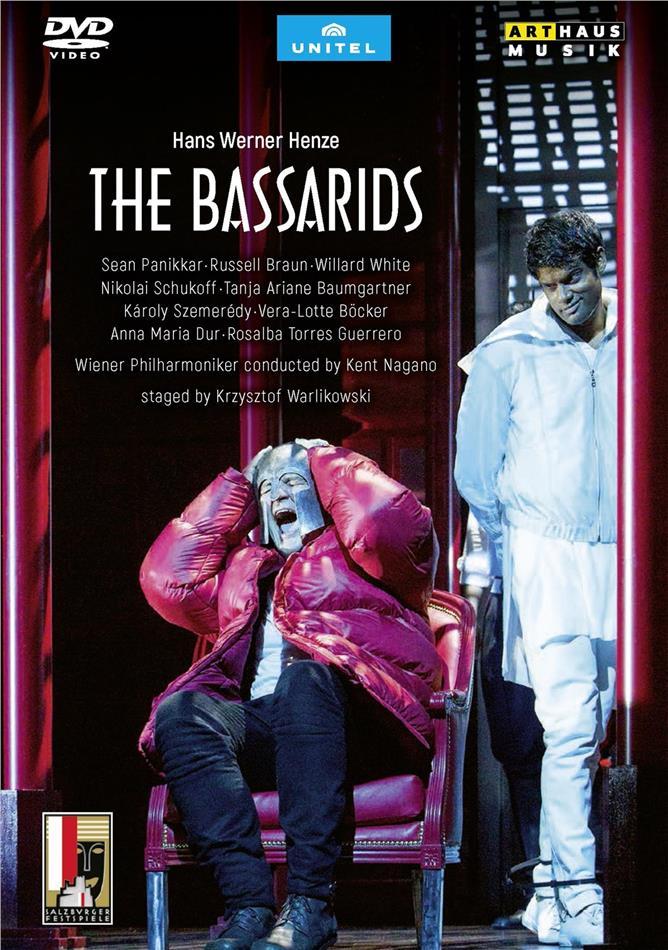 Wiener Philharmoniker, Kent Nagano, … - Henze - The Bassarids (Arthaus Musik, Unitel Classica)