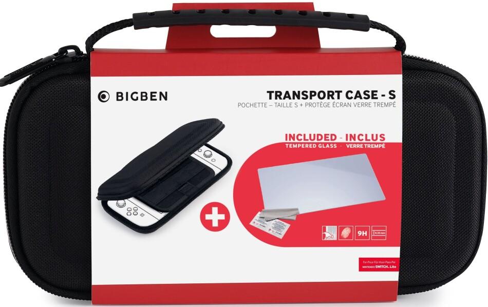 Nintendo Switch Lite Essential Pack - black [NSW Lite]