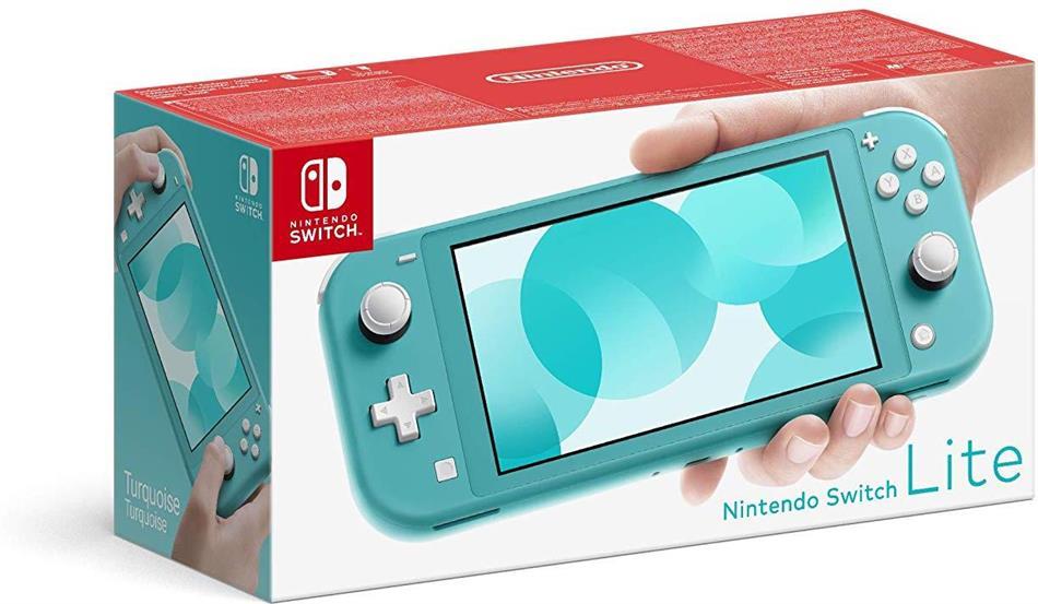 Nintendo Switch Konsole Lite Türkis