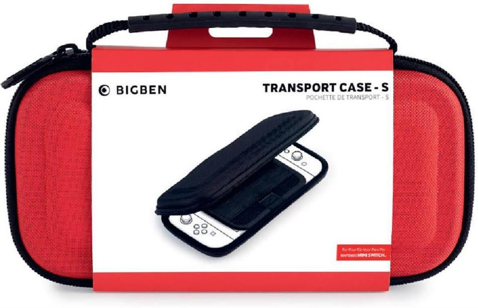 Travel Case - red [NSW Lite]