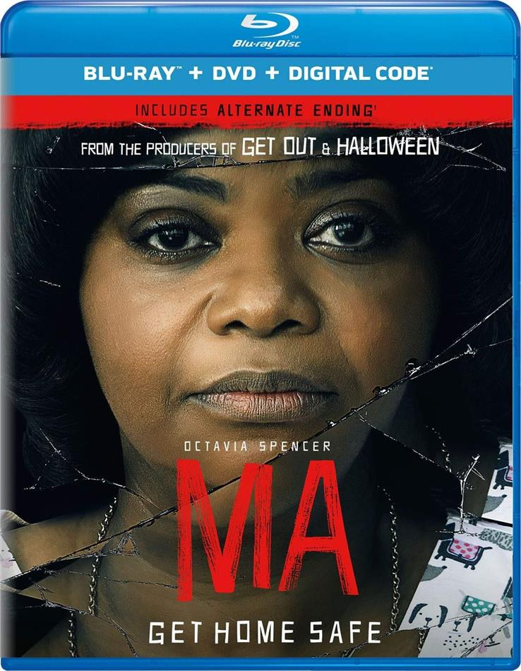 Ma (2019) (Blu-ray + DVD)