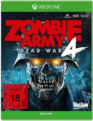 Zombie Army 4: Dead War (German Edition)