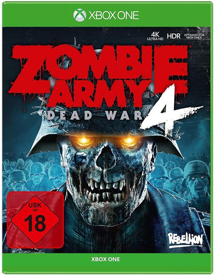 Zombie Army 4: Dead War (German Edition)