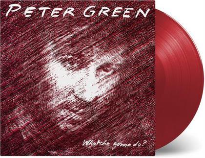 Peter Green - Whatcha Gonna Do (2019 Reissue, Music On Vinyl, LP)