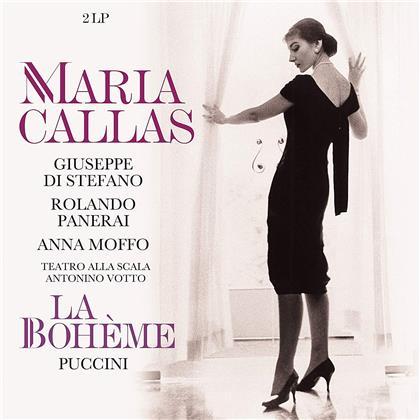 Giacomo Puccini (1858-1924), Antonio Votto, Maria Callas, Anna Moffo, Giuseppe Di Stefano, … - La Boheme (Vinyl Passion, LP)