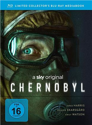 Chernobyl - HBO Mini-Serie (2019) (Limited Collector's Edition, Mediabook, 2 Blu-rays)