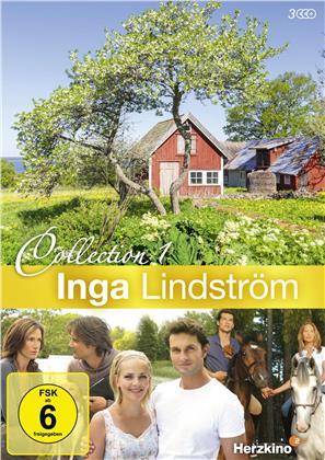 Inga Lindström - Collection 1 (3 DVDs)