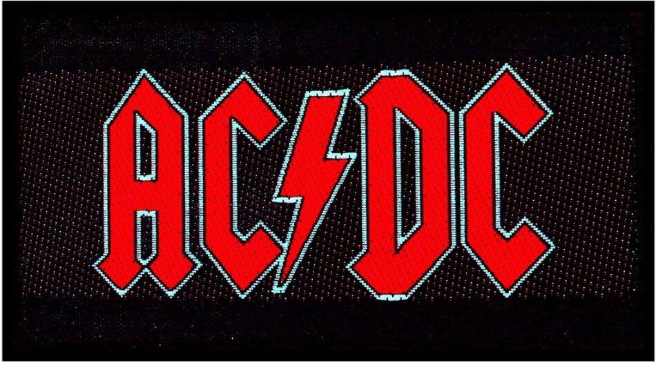 AC/DC - Red Logo