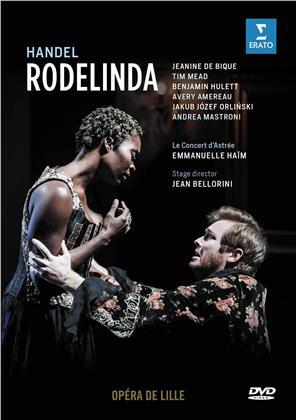 Le Concert D'Astrée, Emmanuelle Haïm, … - Händel - Rodelinda (2 DVDs)