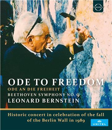 Symphonieorchester des Bayerischen Rundfunks, Staatskapelle Dresden & Leonard Bernstein (1918-1990) - Bernstein - Ode an die Freiheit