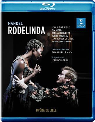 Le Concert d'Astree, Emmanuelle Haïm, … - Händel - Rodelinda (Erato)