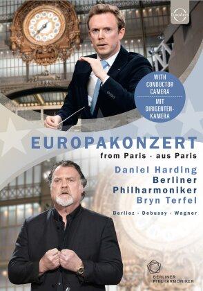 Berliner Philharmoniker, Daniel Harding & Bryn Terfel - Europakonzert 2019