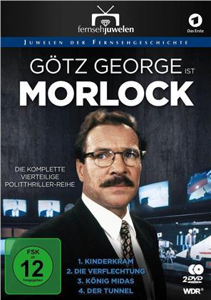 Morlock - Die komplette vierteilige Filmreihe (2 DVDs)
