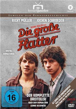 Die grosse Flatter - Der komplette Dreiteiler (Fernsehjuwelen, 2 DVDs)