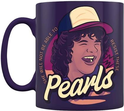 Stranger Things - Pearls - Coffee Mug