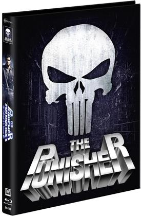 The Punisher (1989) (Cover B, Limited Collector's Edition, Mediabook, Blu-ray + DVD)