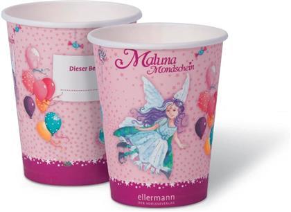 Maluna Mondschein - Pappbecher 8 Ex.