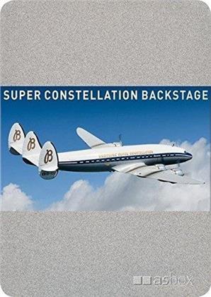 Super Constellation - Backstage - Alubox mit 50 Postkarten / zweisprachig d/f