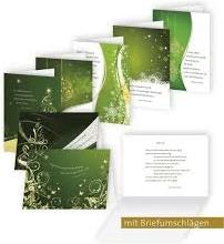 Weihnachtskarten Rilke 8er-Set