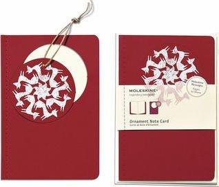 Ornament Note Card Large Foxtrot