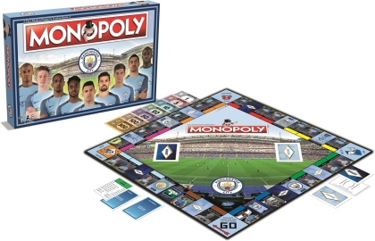 Monopoly - Manchester City F.C.