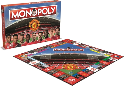 Monopoly - Manchester United