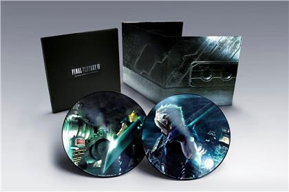 Final Fantasy VII Remake and Final Fantasy II - OST (2 LPs)