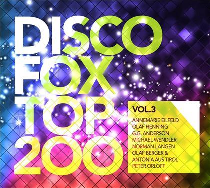 Discofox Top 200 Vol. 3 (3 CDs)