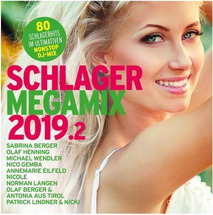 Schlager Megamix 2019.2 (2 CDs)