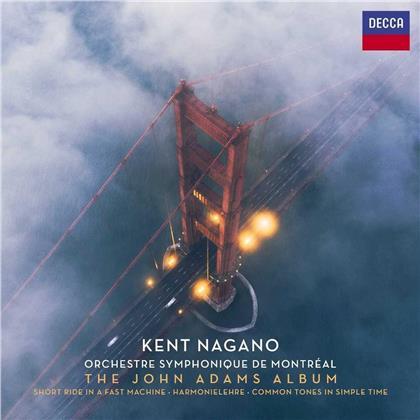 John Adams (*1947) & Kent Nagano - The John Adams Album