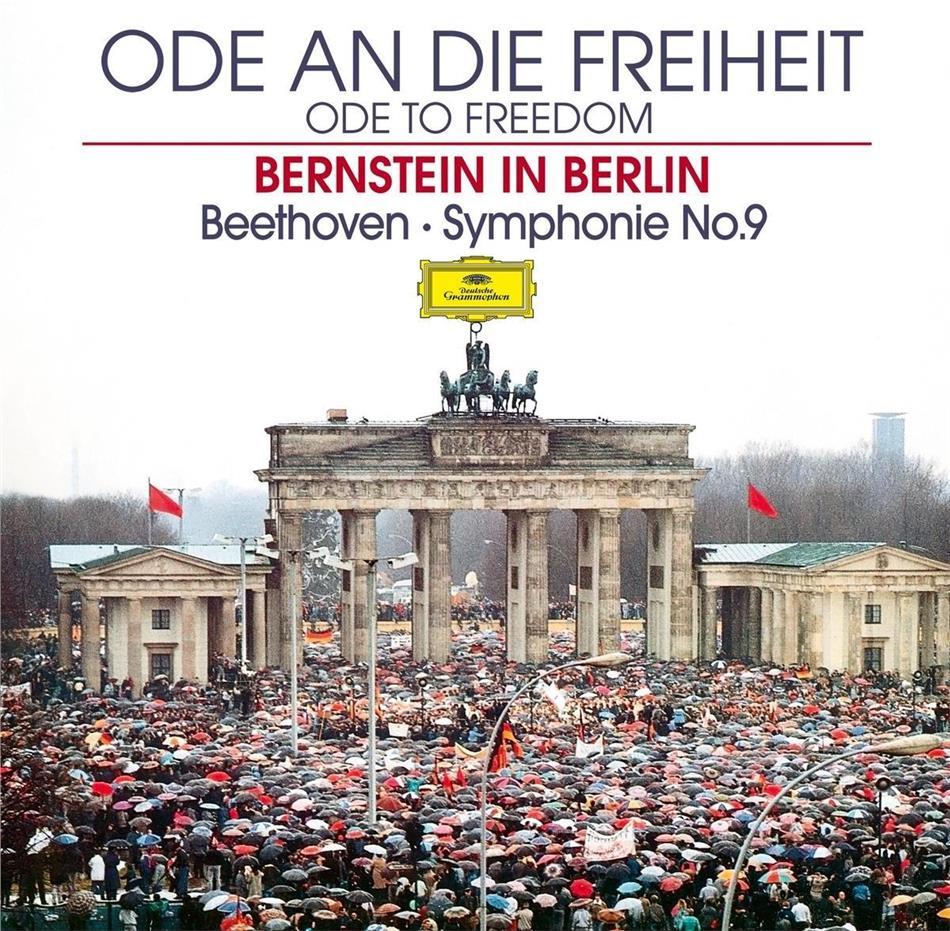 Leonard Bernstein (1918-1990) & Ludwig van Beethoven (1770-1827) - Ode An Die Feiheit - Ode To Freedom (CD + DVD)