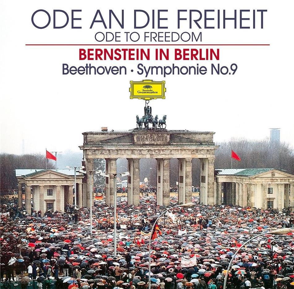 Ludwig van Beethoven (1770-1827) & Leonard Bernstein (1918-1990) - Ode An Die Freiheit / Ode (2 LPs)