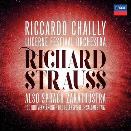 Riccardo Chailly, Richard Strauss (1864-1949) & Lucerne Festival Orchestra - Also Sprach Zarathustra