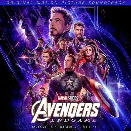 Alan Silvestri - Avengers: Endgame (Picture Disc, LP)