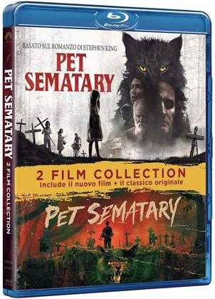 Pet Sematary - 2-Movie Collection (Edizione 30° Anniversario, 2 Blu-ray)