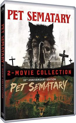 Pet Sematary - 2-Movie Collection (Edizione 30° Anniversario, 2 DVD)