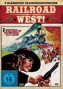 Railroad West! - 6 klassische US-Eisenbahnwestern (2 DVDs)