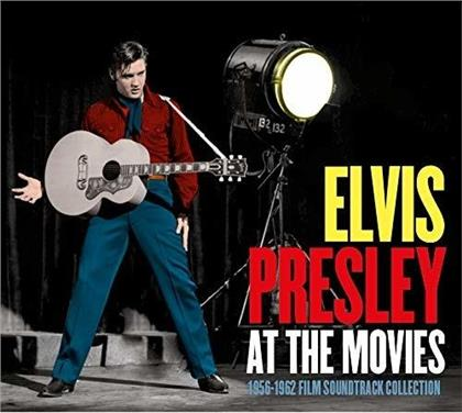Elvis Presley - At The Movies (1956-1962) (2019 Reissue, Limited Edition, 3 CDs)