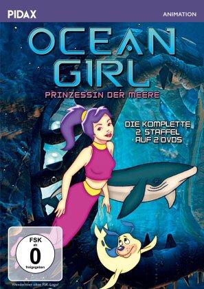 Ocean Girl - Prinzessin der Meere - Staffel 2 (Pidax Animation, 2 DVDs)