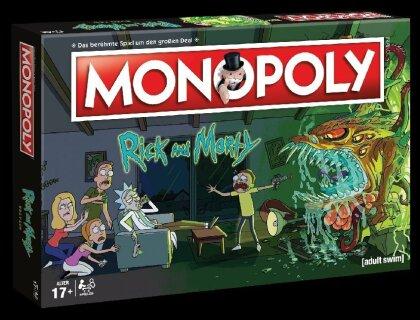 Monopoly - Rick & Morty