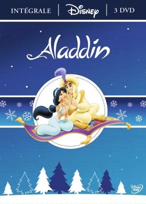Aladdin 1-3 (3 DVDs)