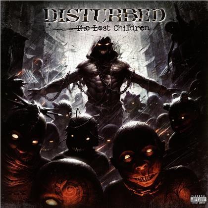 Disturbed - The Lost Children - B-Sides & Rarities (2 LPs)